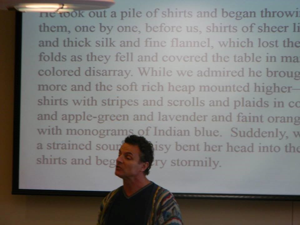 Creative writing classes richmond va