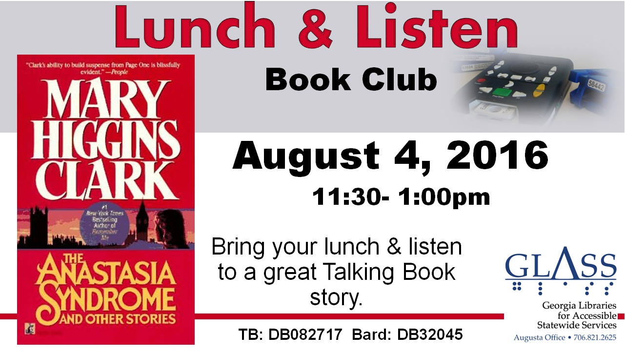 lunch and listen series