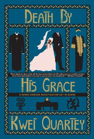 book cover for Death By His Grace