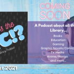 """Get the Scoop on """"What's the Fic?"""": An Augusta Library Podcast Series"""